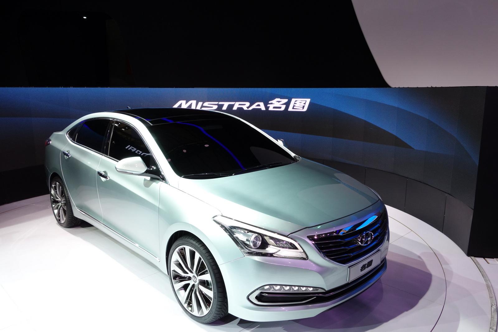 Hyundai Mistra concept