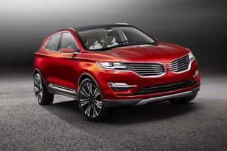 2015 Lincoln MKC Concept