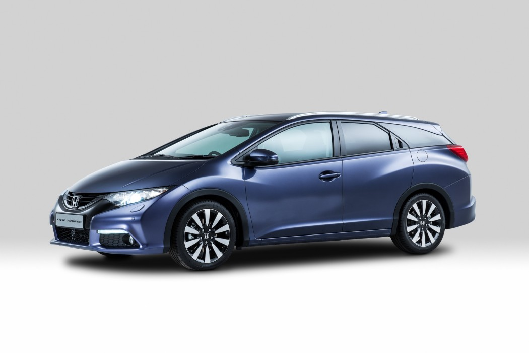 Gearing Up For Frankfurt Next Month, Honda Has Released Specs For The  UK Built Civic Tourer It Intends To Unveil At The 2013 Frankfurt Auto Show.