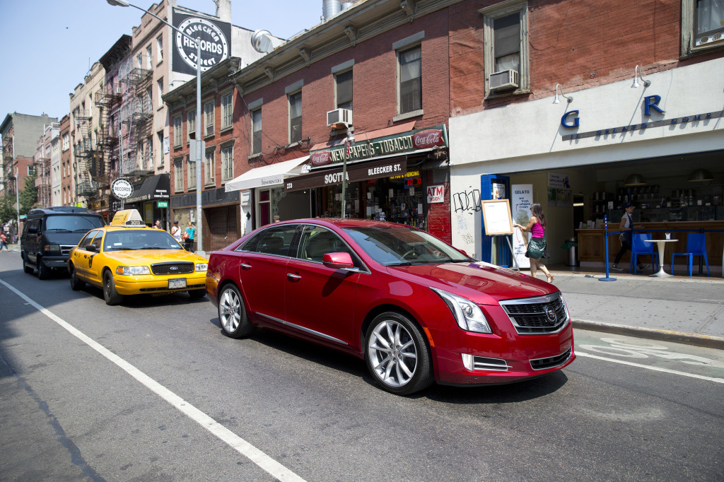 2014 Cadillac XTS Vsport Twin Turbo V6