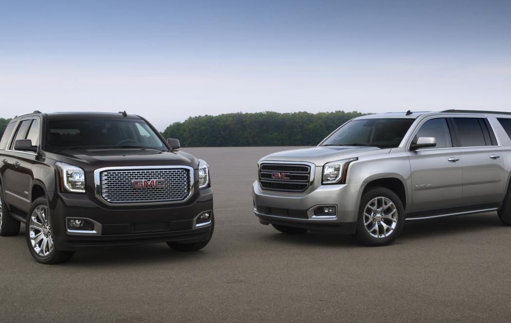 GMC has announced the 2015 Yukon, Yukon XL and flagship Yukon Denali