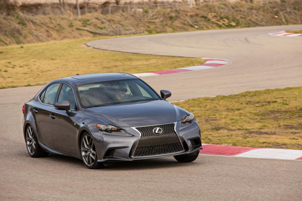 2014 Lexus IS 250 F SPORT • Carfanatics Blog