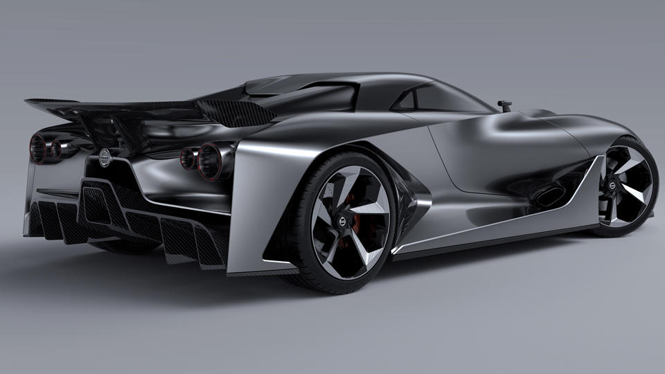 Nissan Vision Gran Turismo joins the GT6 ranks ...
