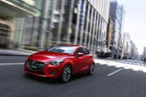 All-new 2015 Mazda2 / Demio officially revealed