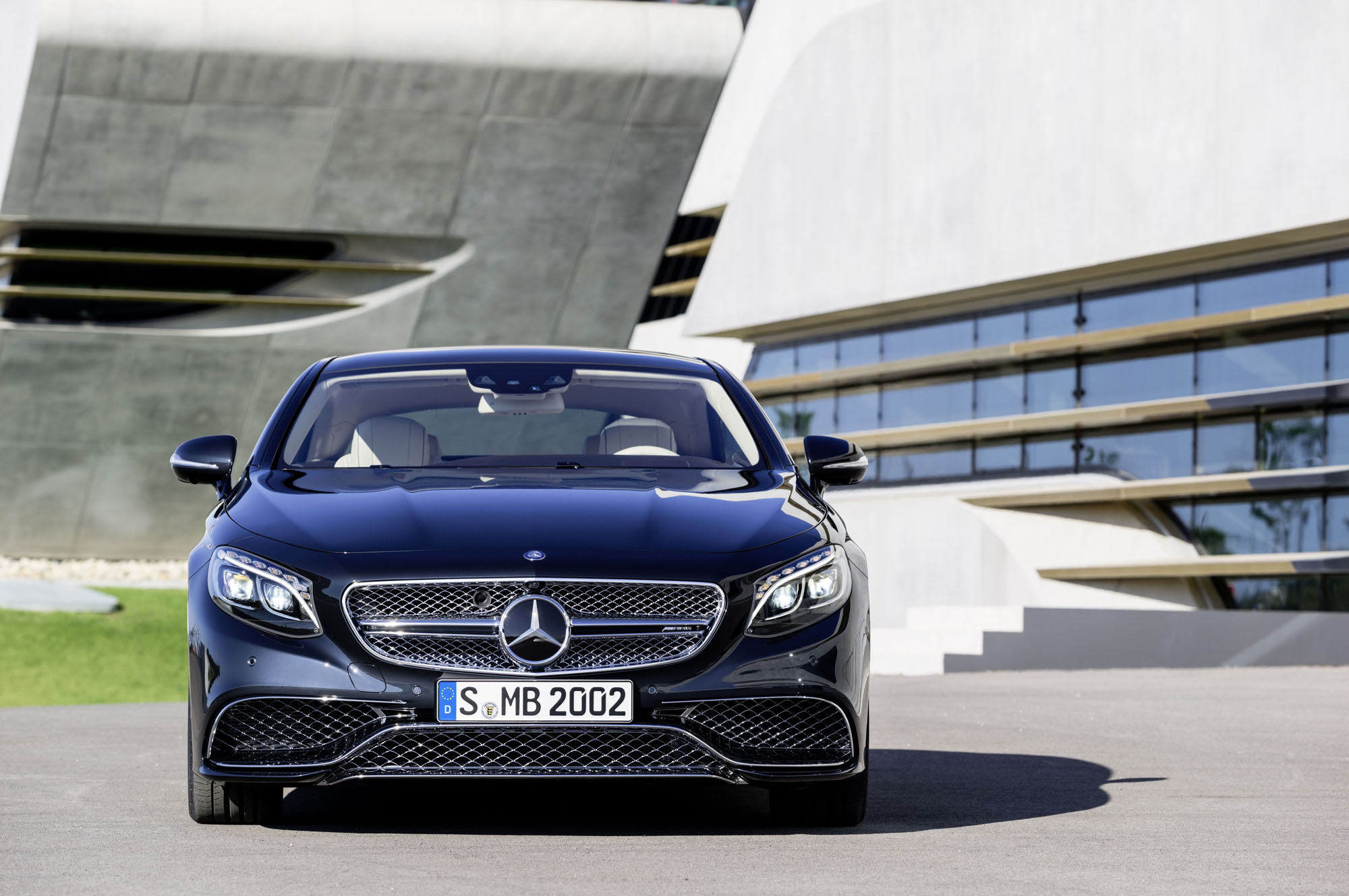 The 2015 Mercedes S65 AMG Coupe is here  Carfanatics Blog