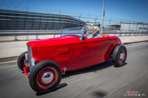 Watch Jay Leno drive the iconic 1932 Ford Highboy Roadster