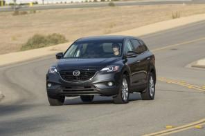 2014 Mazda CX-9 Grand Touring AWD