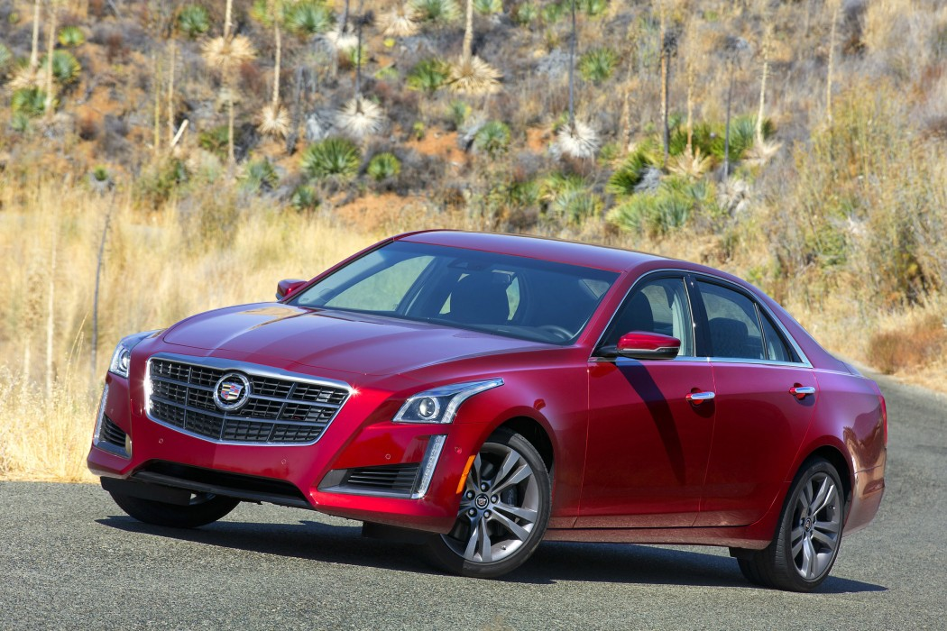 cts en review vsport cadillac mo