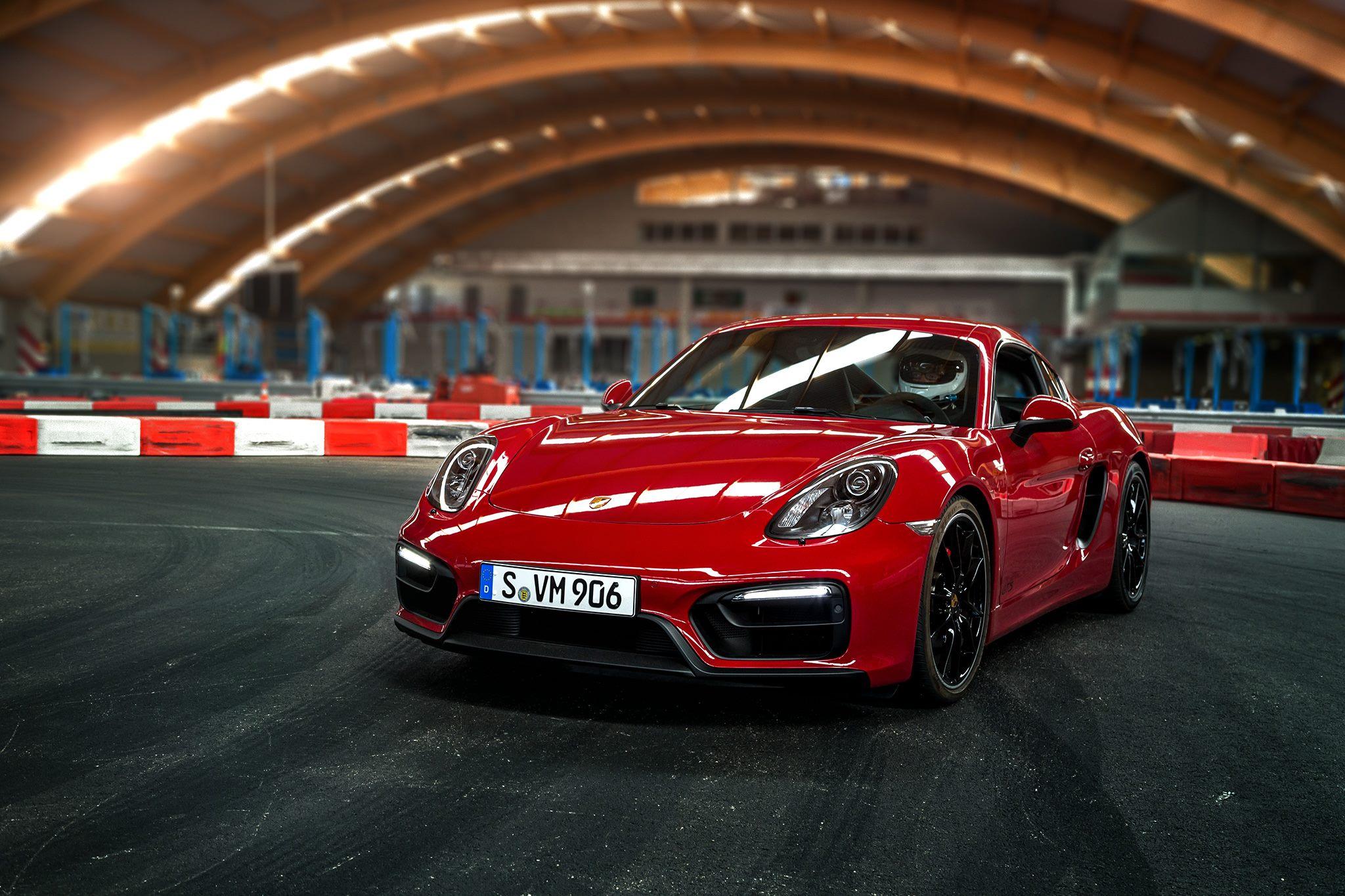 an error occurred - Porsche Cayman Gts