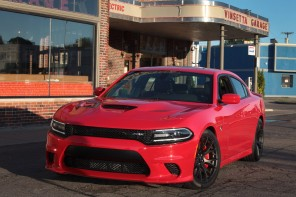 Listen to the new 2015 Dodge Charger SRT Hellcat