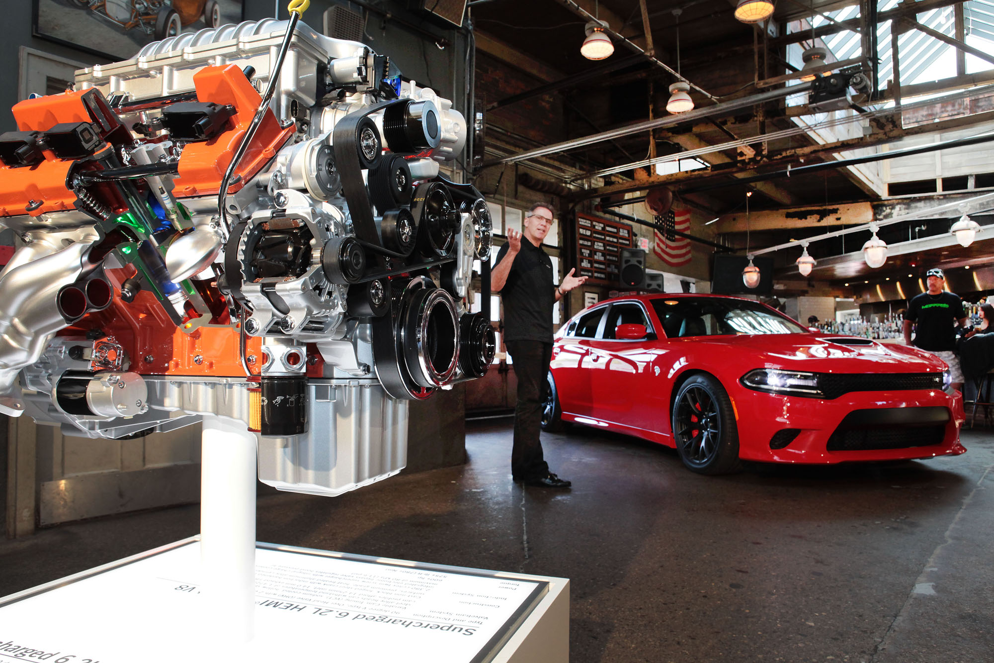 Listen to the new 2015 Dodge Charger SRT Hellcat ...