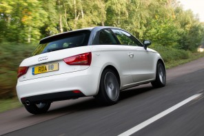 Introducing the Audi A1: The next-gen of mini