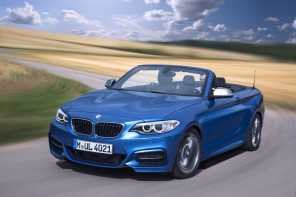 2015 BMW 2 Series Convertible M235i