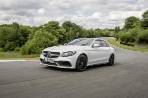 2015 Mercedes-Benz C63 S AMG
