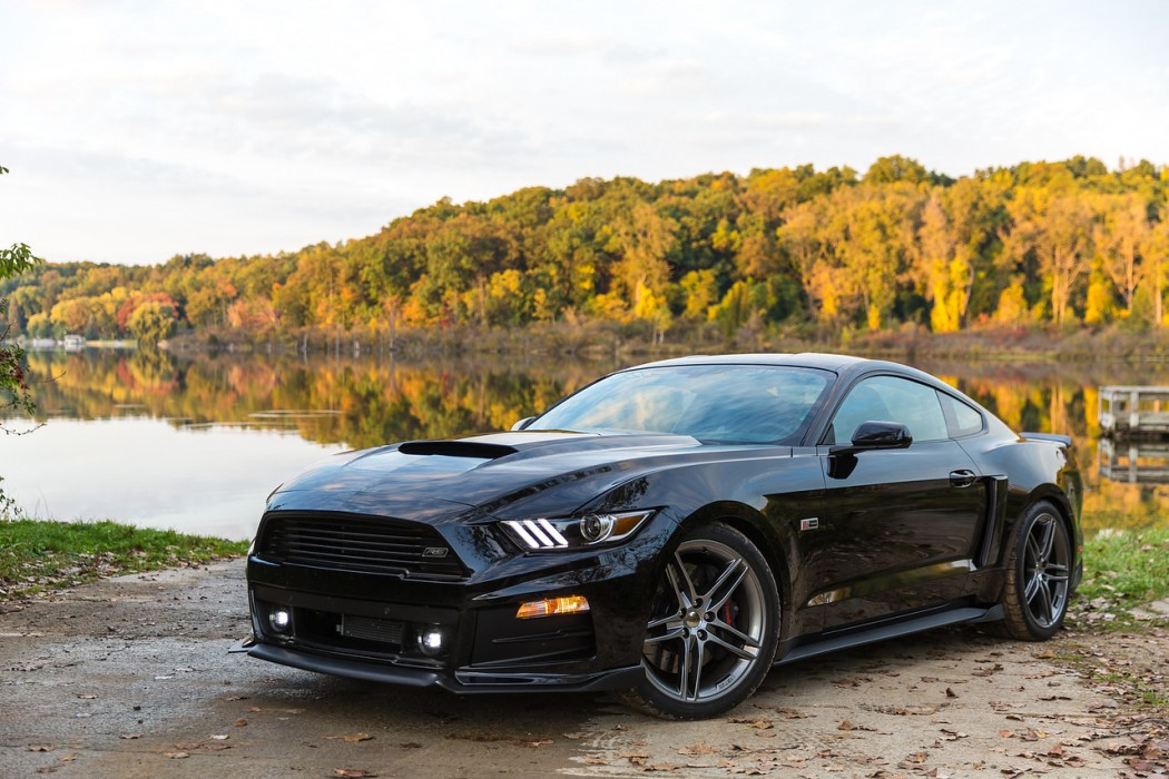 Roush Unveils 2015 Mustang Lineup With V 6 And V 8 Stages