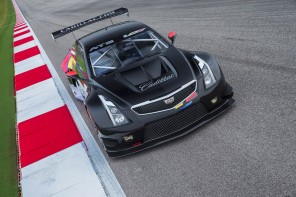 Cadillac ATS-V.R race car