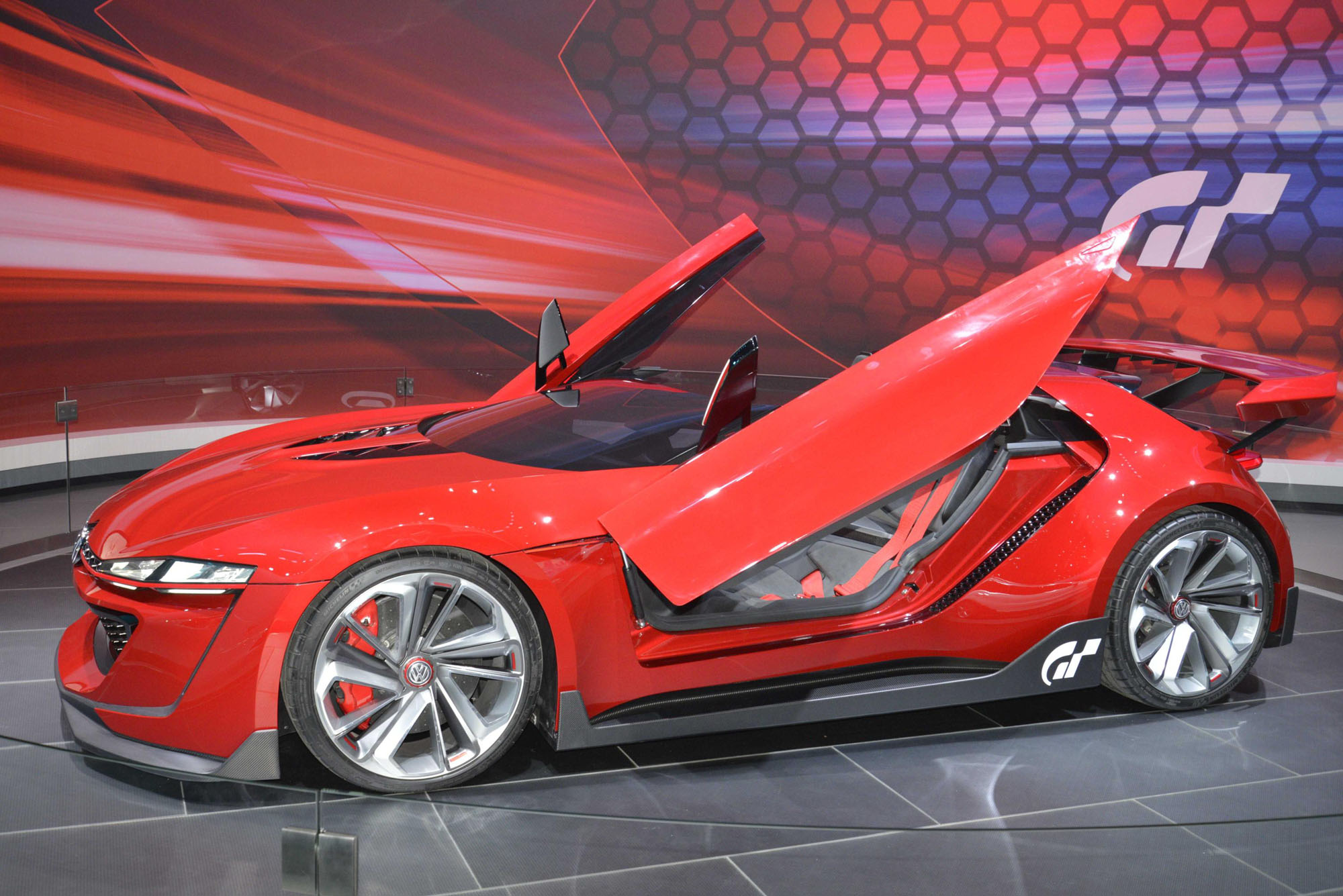 Volkswagen GTI Roadster Vision Gran Turismo • Carfanatics Blog