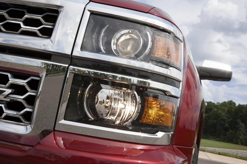 2015 Chevrolet Silverado LTZ