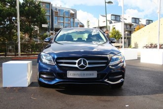 Mercedes-Benz C350 Plug-In Hybrid (1)