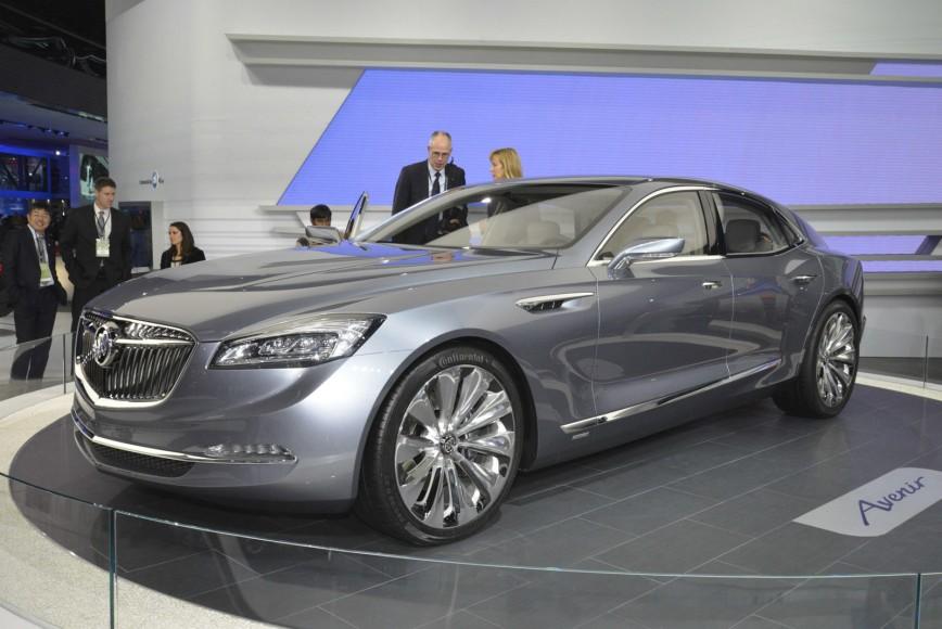 Buick Avenir concept