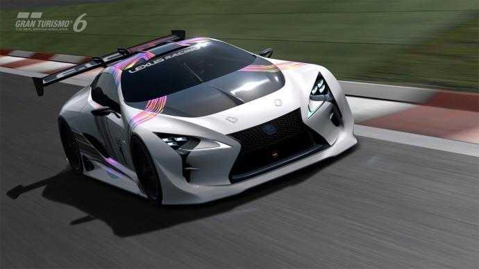 LF-LC GT Vision Gran Turismo