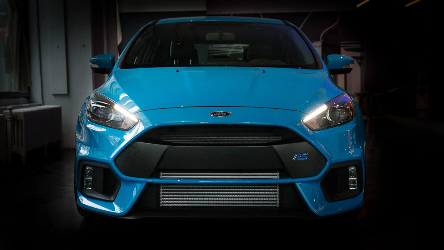 Listen to the upcoming 2016 Focus RS roar – Carfanatics Blog