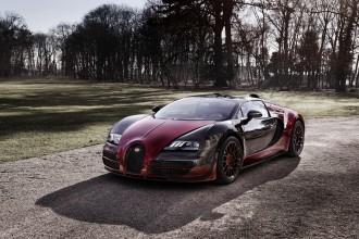 Bugatti 16.4 Grand Sport Vitesse La Finale