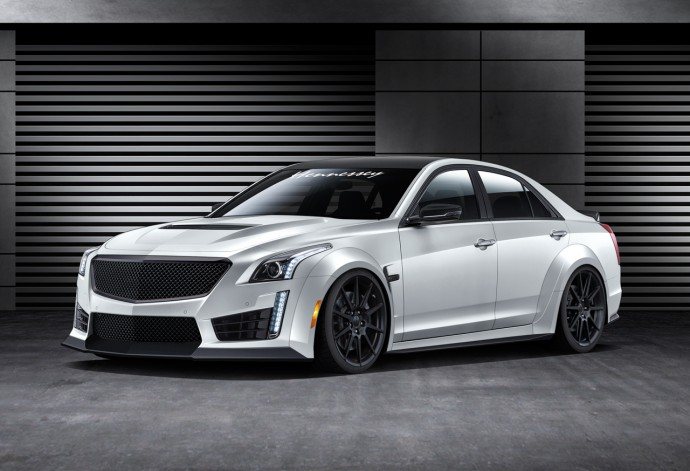 Hennessey HPE1000 Twin Turbo CTS-V