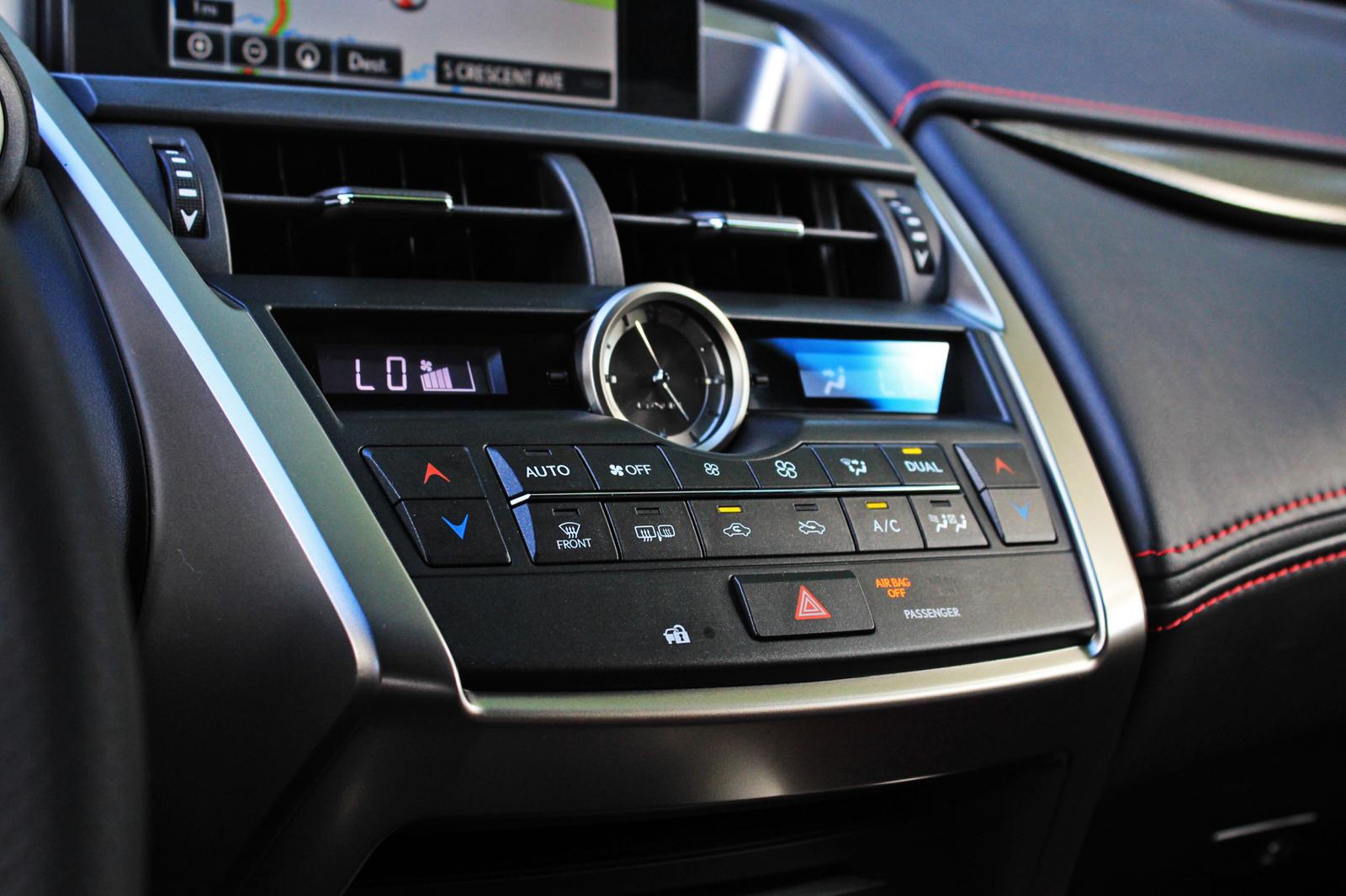 2015 Lexus Nx 200t F Sport Carfanatics Blog