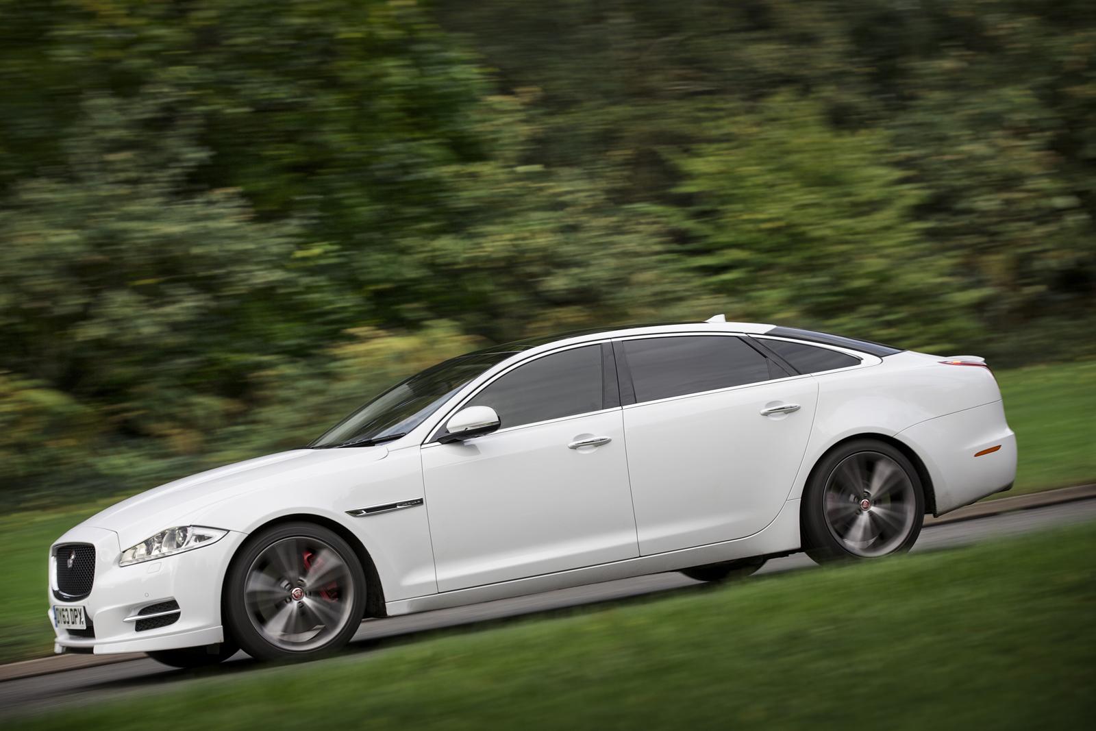 2015 Jaguar Xjl Portfolio Carfanatics Blog