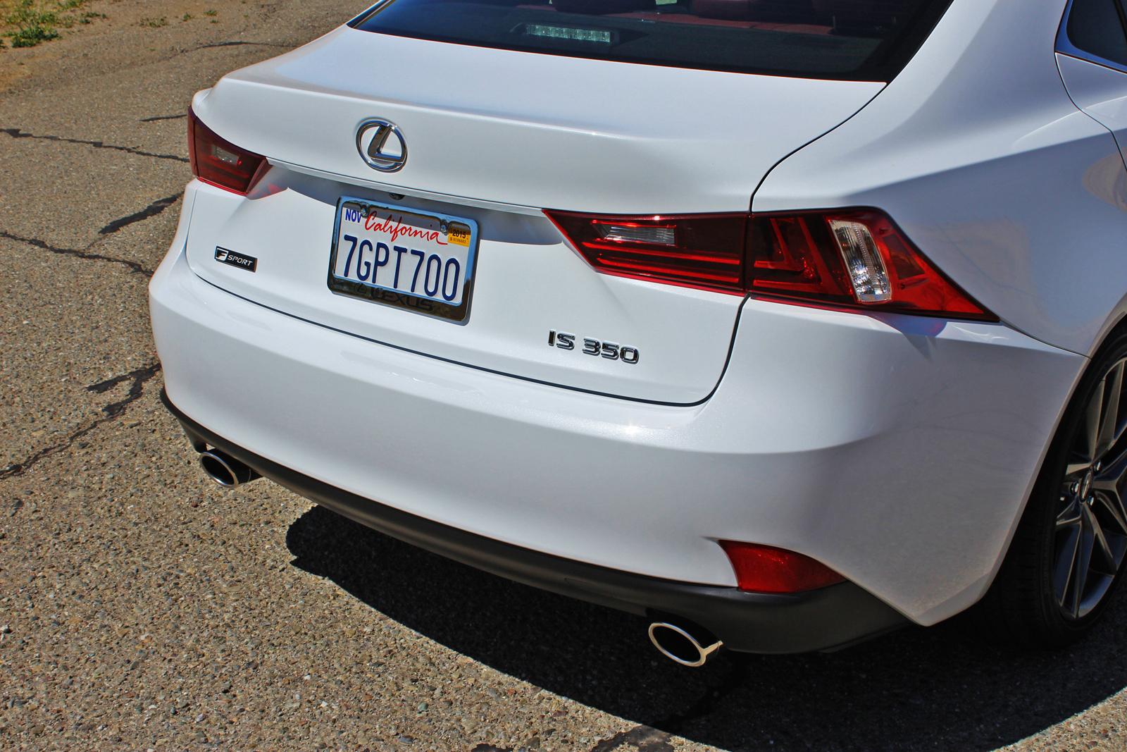 2015 Lexus Is 350 F Sport Carfanatics Blog