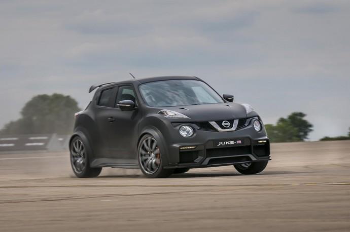 Nissan Juke-R 2.0 concept