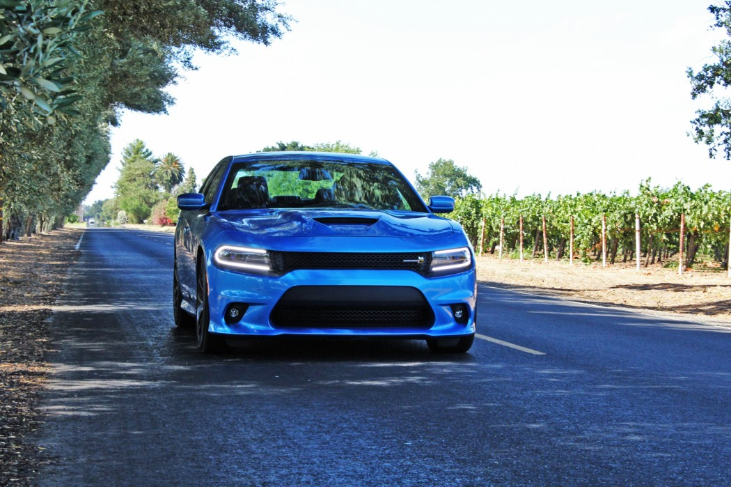 2015 Dodge Charger R T Scat Pack Carfanatics Blog