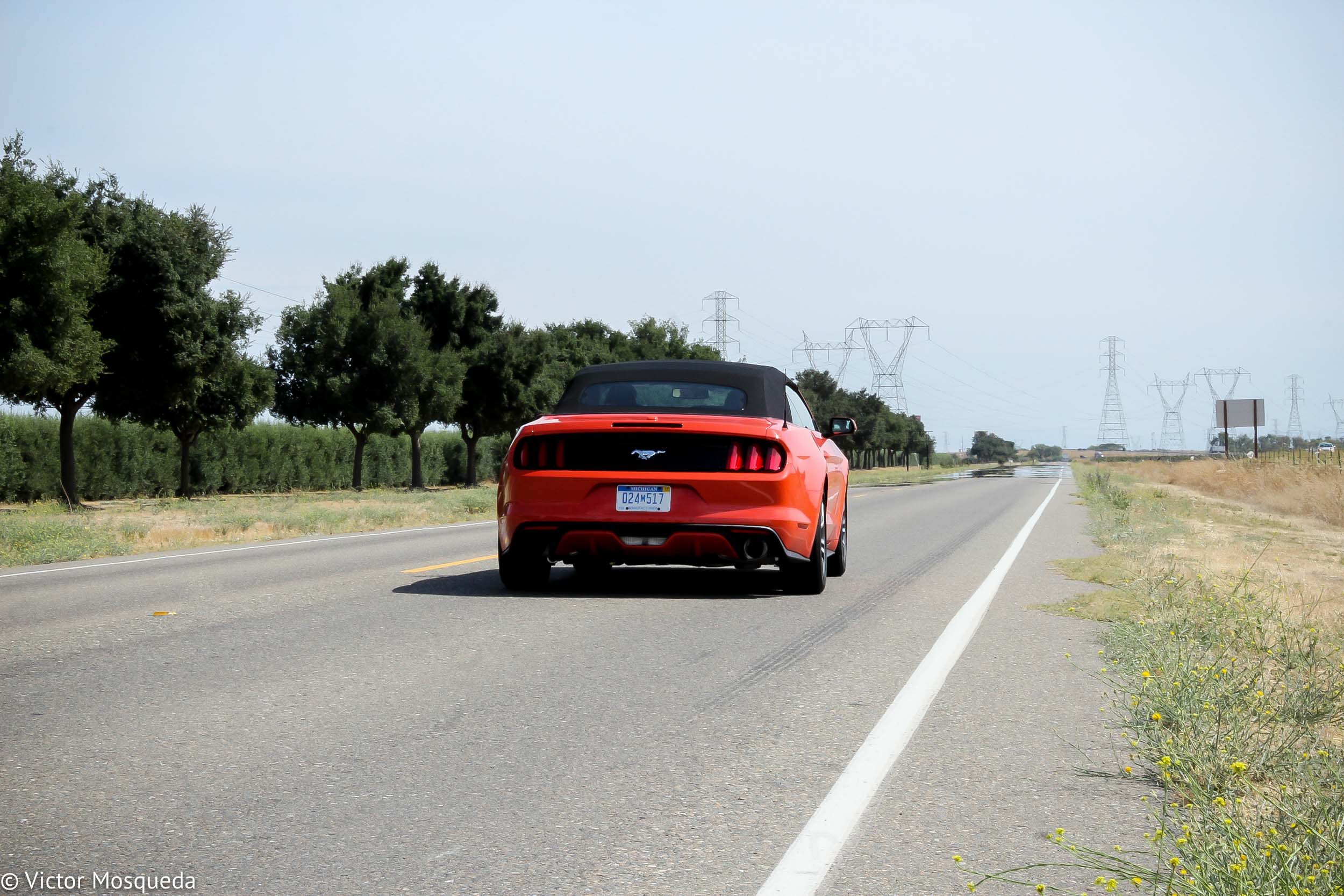 Ford Mustang 2.3 Turbo 0-60 Time