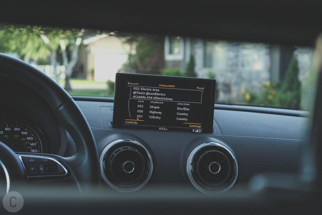 2015 Audi A3 TDI FWD S tronic