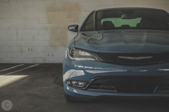 2016 Chrysler 200S AWD