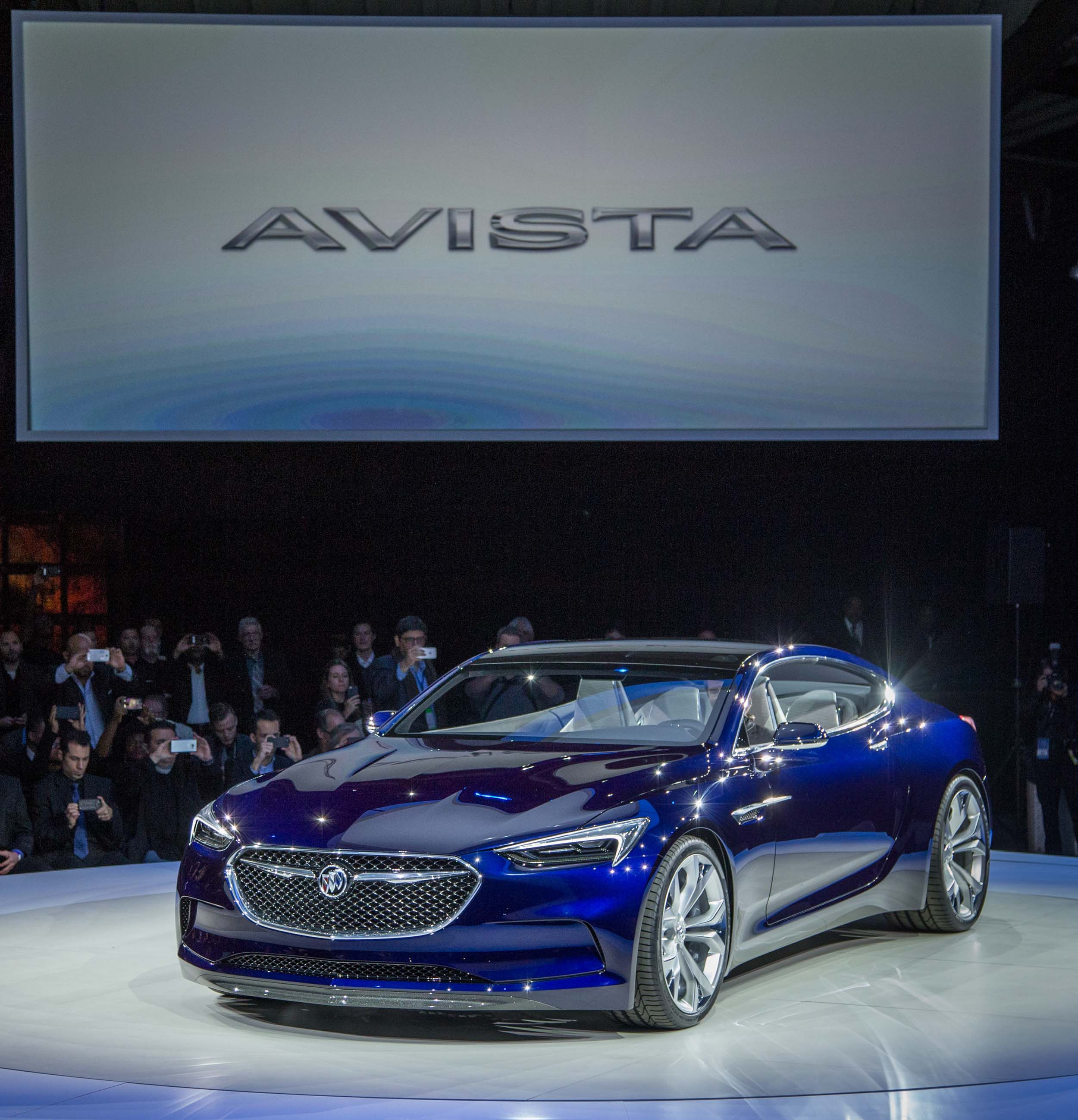 Buick Avista Concept Live Photos: 2016 NAIAS • Carfanatics
