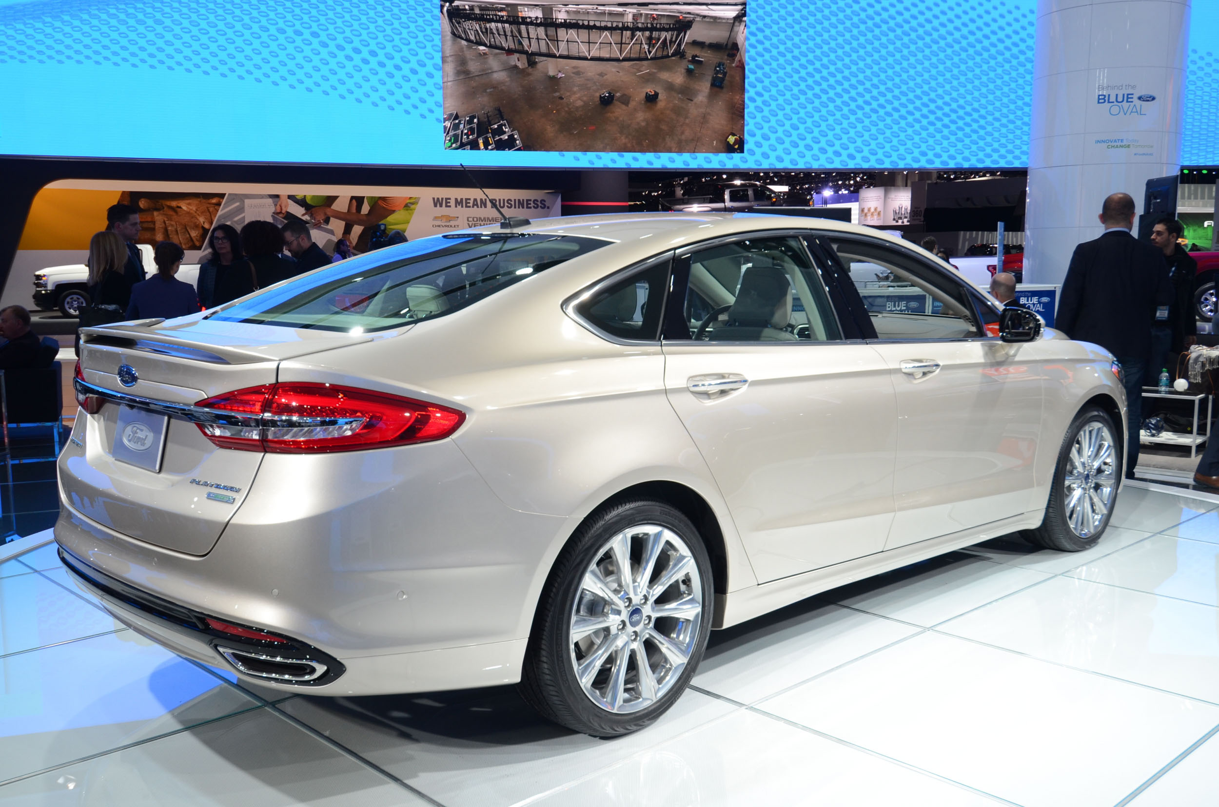 2017 ford fusion sport redesign coming price release date 2017 2018 best cars reviews. Black Bedroom Furniture Sets. Home Design Ideas