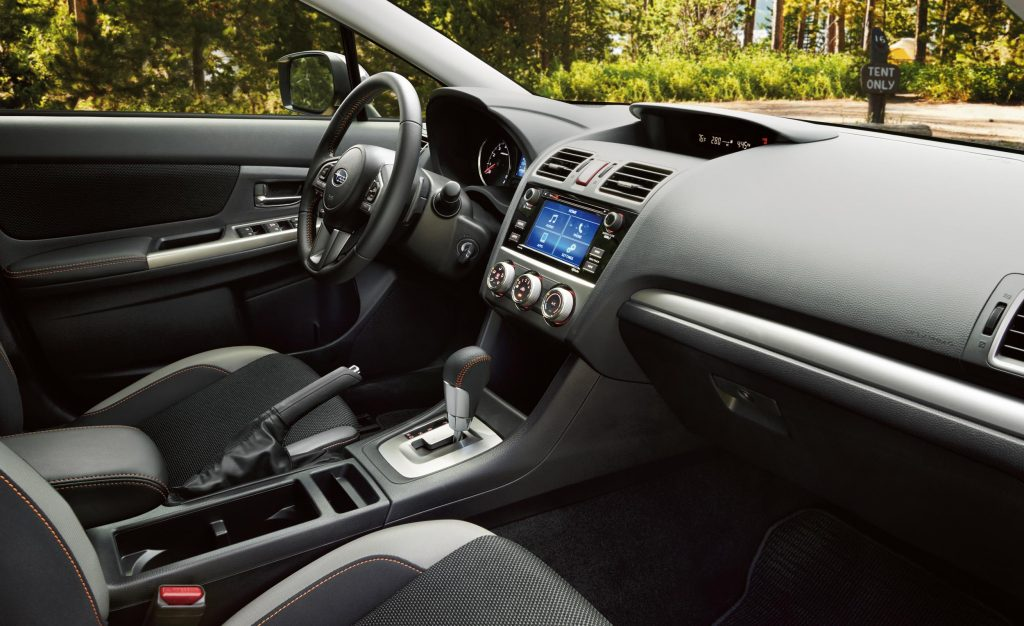2016 Subaru Crosstrek 2.0i Limited