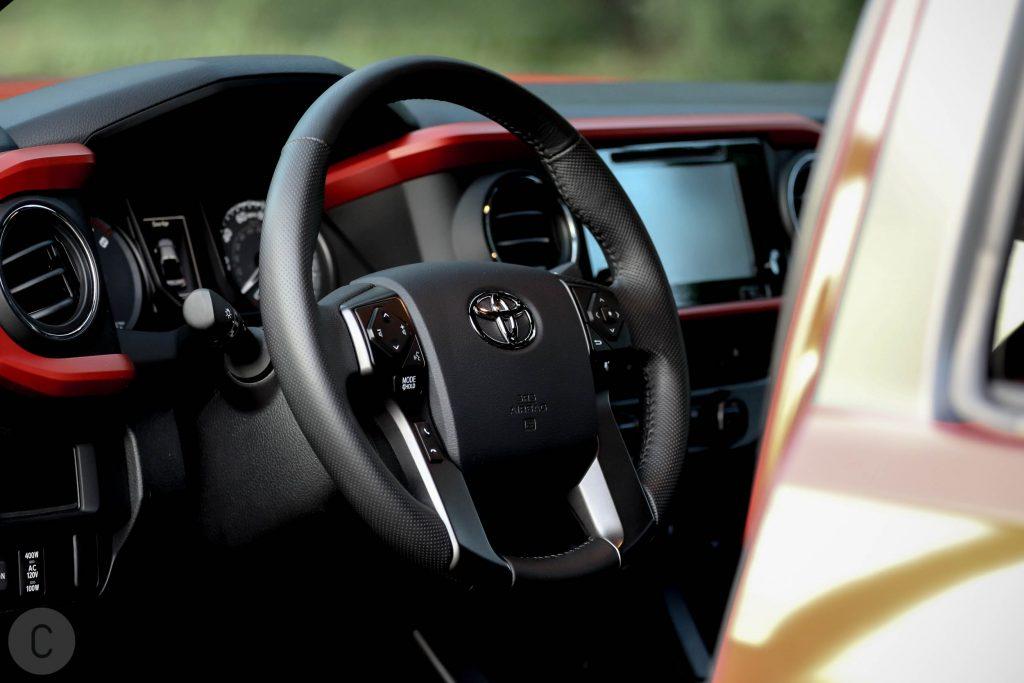 2016 Toyota Tacoma TRD Off-Road Double Cab