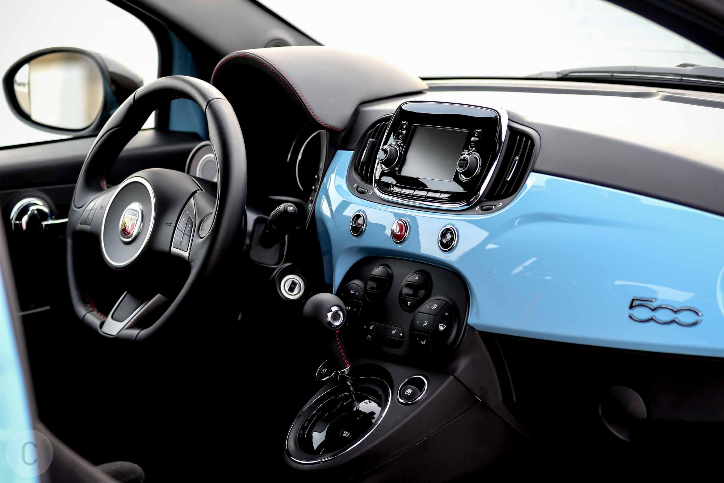 2016 Fiat 500 Abarth • Carfanatics Blog