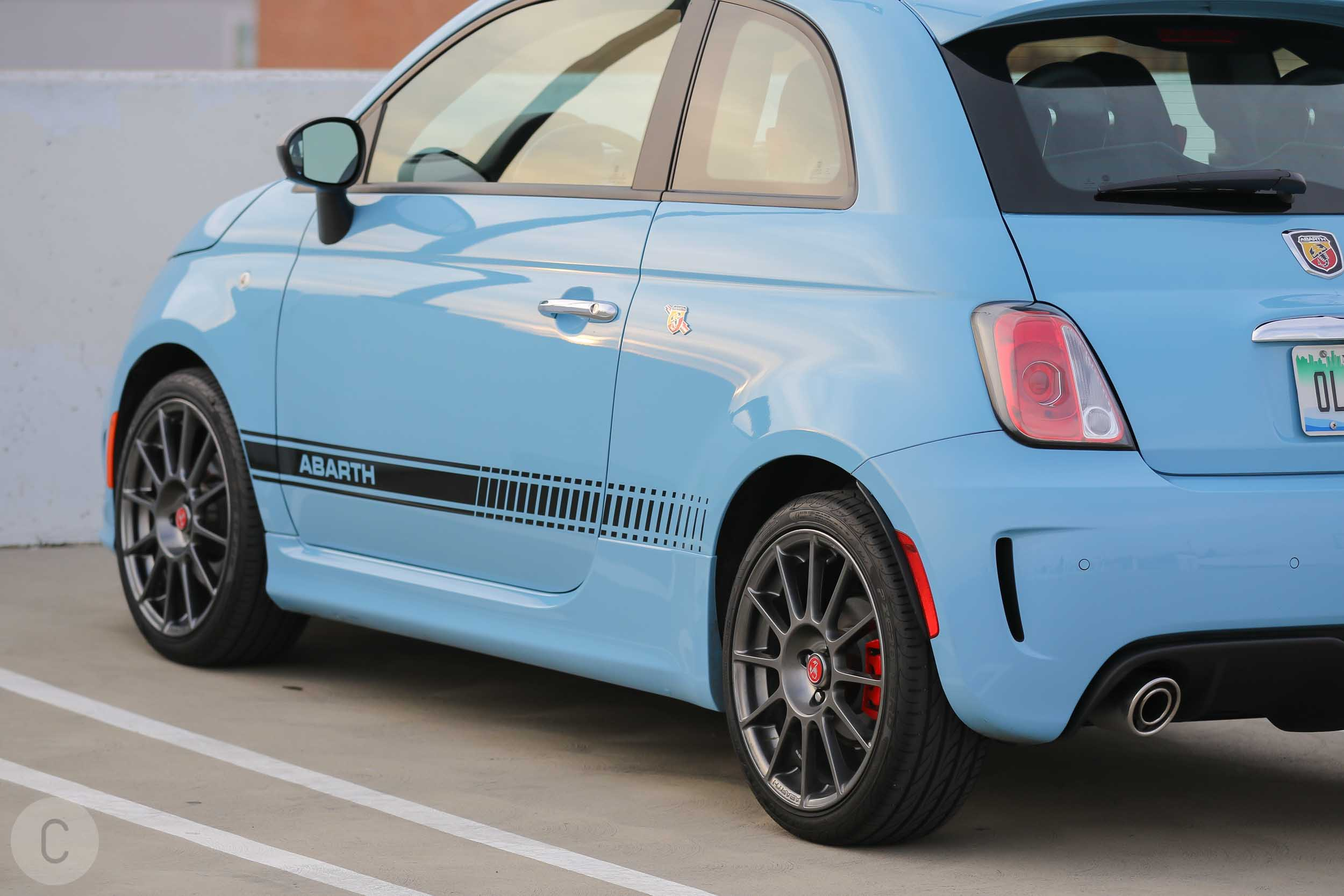 blu carfanatics exterior celeste shade automatically abarth light o it some this blue mini points the in vs brownie of retro blog stunning earn fiat available