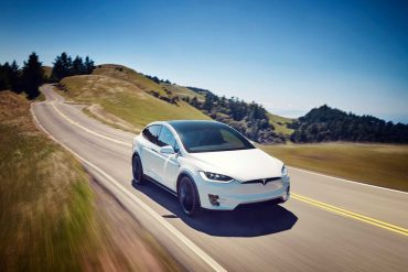 Electric car leasing