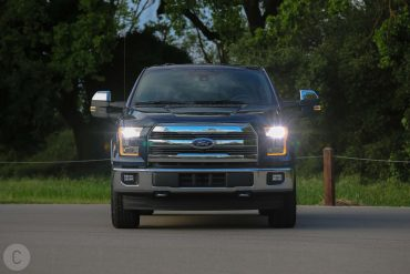 2017 Ford F-150 4×4 SuperCrew King Ranch