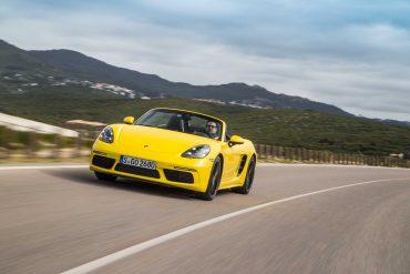 Porsche 718 Boxster review