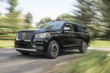 An overview of the 2018 Lincoln Navigator