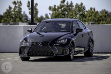 2017 Lexus IS 200t F SPORT