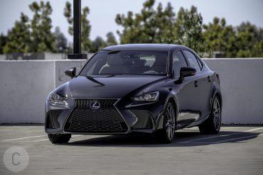 2017 Lexus IS 200t F SPORT