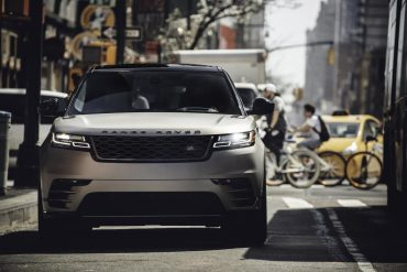 The new 2018 Range Rover revealed