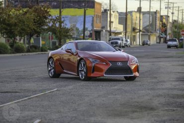 2018 Lexus LC 500